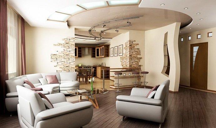 Дачный дом 7х9 из бруса с мансардой и верандой — проект
