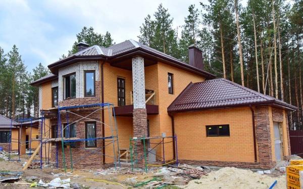 Ремонт коттеджей под ключ, цены в Москве - Отделка коттеджа